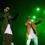 J ÁLVAREZ explosiva presentación en el Staples Center junto a Daddy Yankee