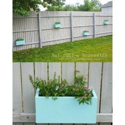 Small Crop Of Backyard Garden Planter Box