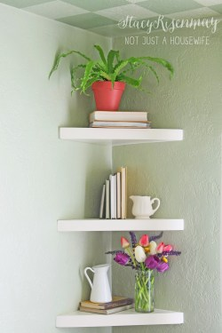 Small Of Square Floating Shelves