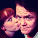 Chloe Condon and Tom Reardon (Photo by John Doherty)
