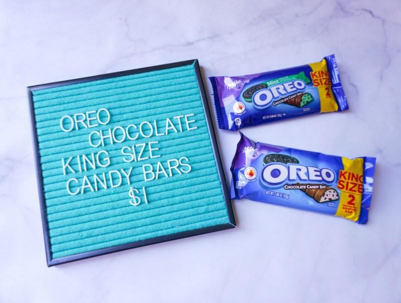 Large Of Oreo Chocolate Candy Bar