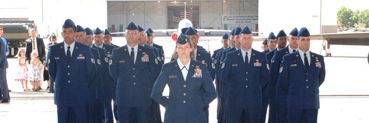 Change of Command, Beale AFB, CA