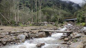 Trails, Guango Lodge