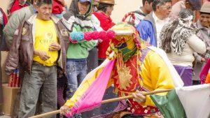 Carnaval in Guamote