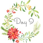 12 Days of Holistic Holidays: Day 9.