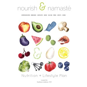holistic nutritional therapy lifestyle guide