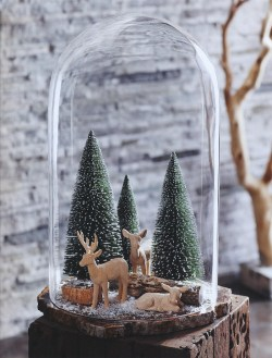 Creative Sale Click To View Additional Images Magical Winter Wonderland Decorative Glass Dome Trees Glass Dome Tree Decorations Glass Dome Decor