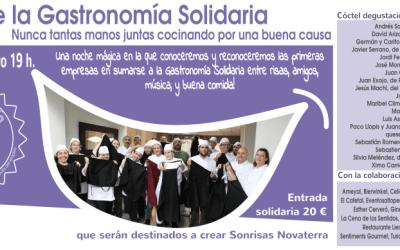 Fundación Novaterra impulsa la I Gala de la Gastronomía Solidaria