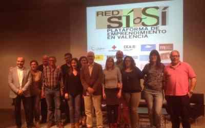 El emprendimiento social toma cuerpo en Valencia. Presentación de la red Sí o Sí.