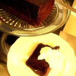 CHOCOLATE CHIFFON LOAF CAKE