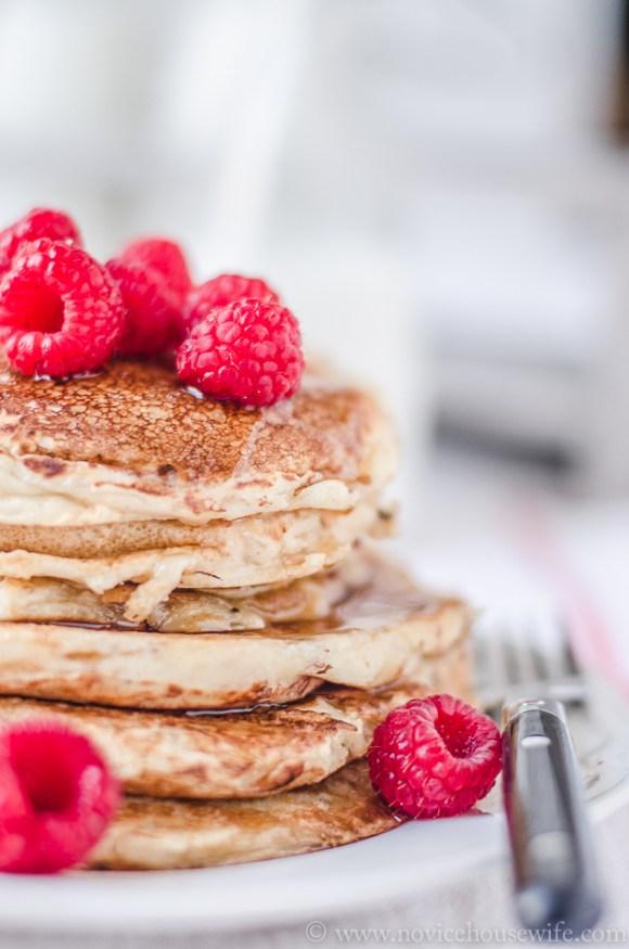 fluffy pancakes-3
