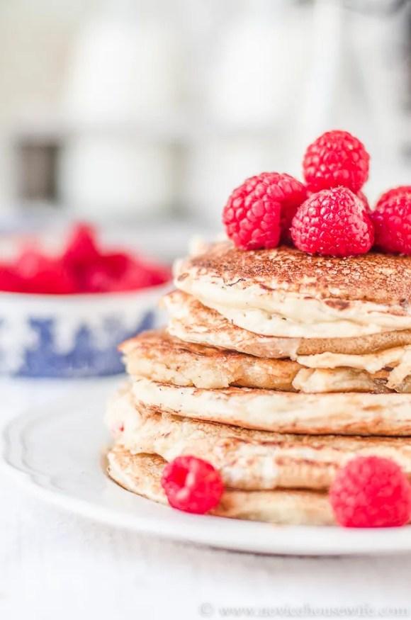 fluffy pancakes-4