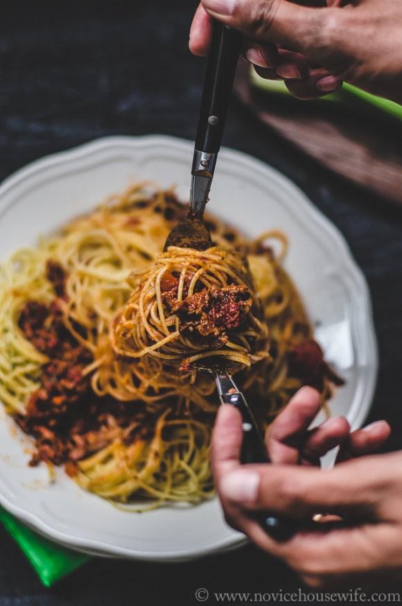 spaghetti sauce-4