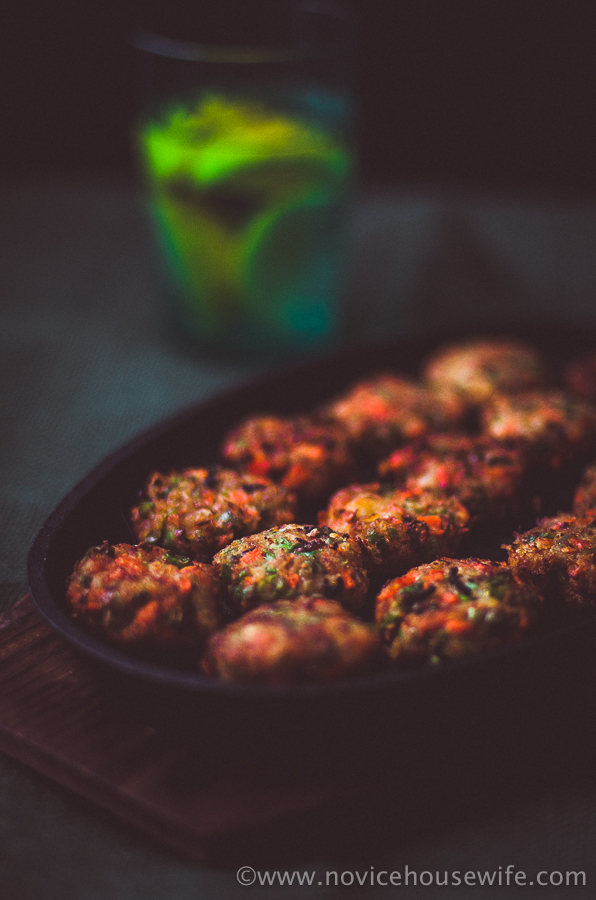 Vegetarian Kebabs | The Novice Housewife