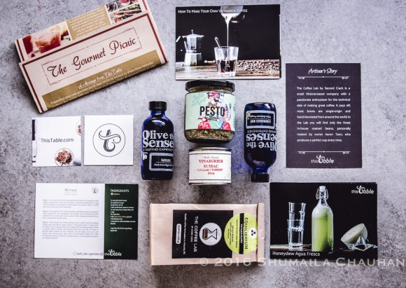 This Table Gourmet Subscription Box
