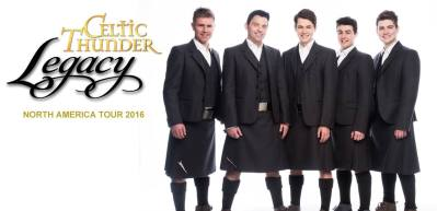 Things to do in Nashville | Celtic Thunder at Schermerhorn