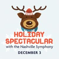 Things to do in Nashville   Holiday Spectacular & Sing-Along at Schermerhorn