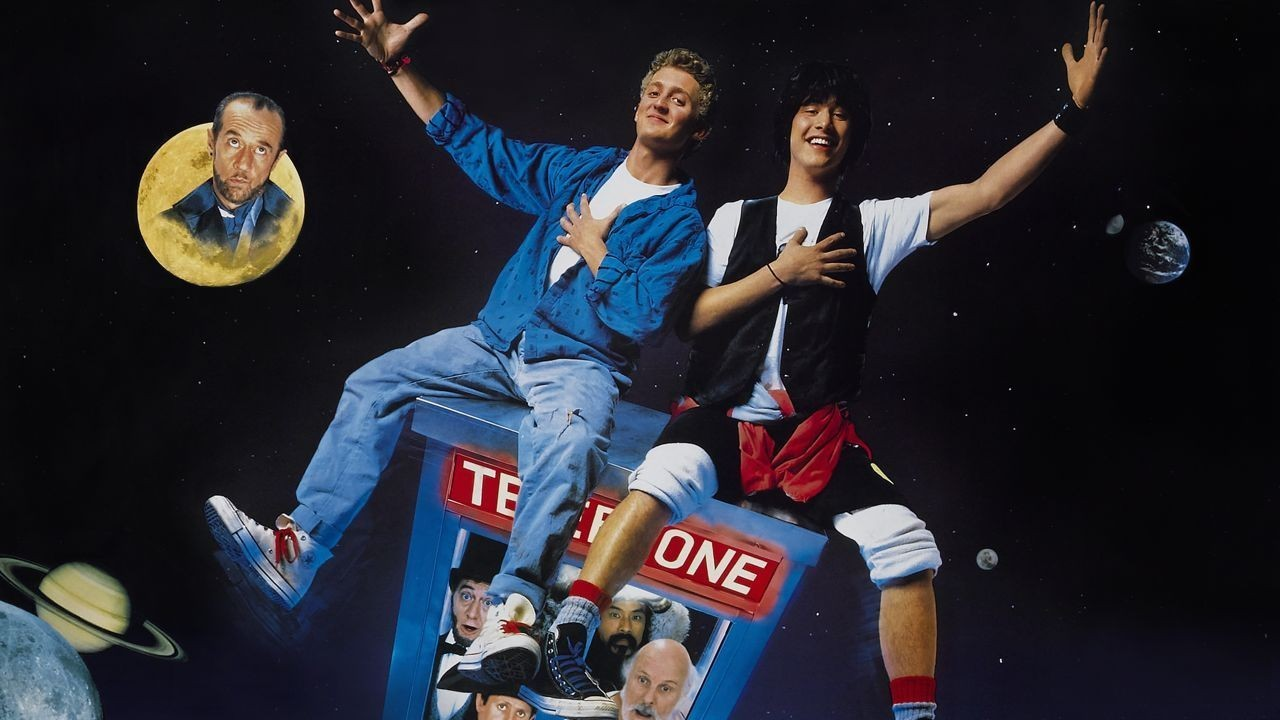 Bill Amp Ted S Excellent Adventure 1989 Reviews Now