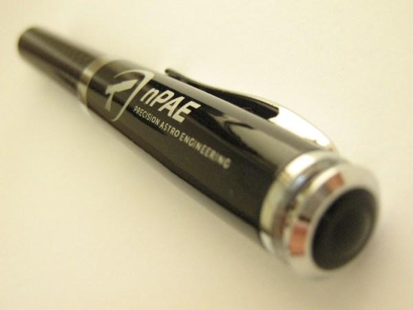 nPAE Carbon Fiber Pen