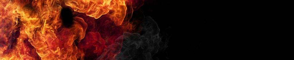background pompier feu NPC-Calendrier.fr