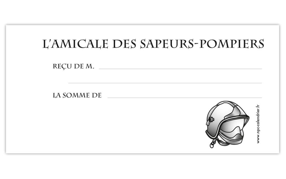 carnet autocopiant personnalisable, calendrier sapeur-pompier, calendriers sapeurs-pompiers, npc-calendrier.fr