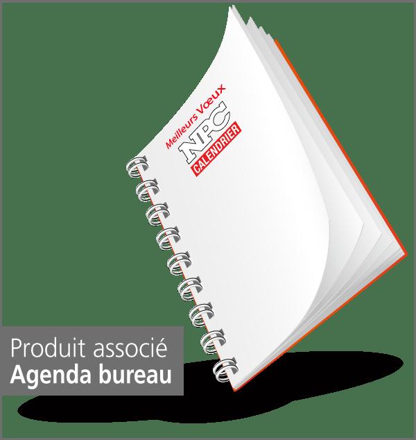 produit agenda de bureau, calendrier sapeur-pompier, calendriers sapeurs-pompiers, npc-calendrier.fr