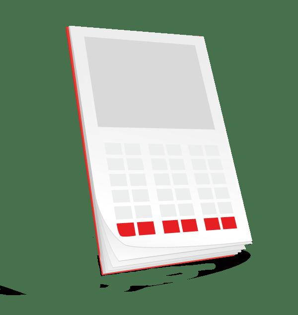 produit calendrier personnalisable de sapeur-pompier categorie eco, npc-calendrier.fr