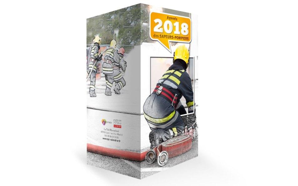 npc-calendrier.fr, calendrier des sapeurs-pompiers personnalisés et personnalisables, petit agenda, 2018, 5