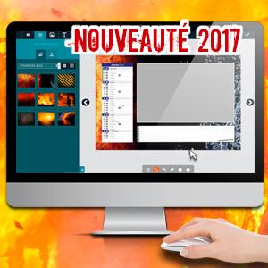 npc-calendrier.fr, calendrier des sapeurs-pompiers personnalisés et personnalisables, calendrier-photo, 2018