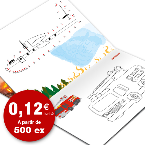 coloriage-2018_5, npc-calendrier.fr, calendrier des sapeurs-pompiers, personnalisés, personnalisables, 2018