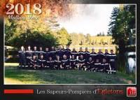 calendrier des sapeurs-pompiers de Egletons-2018-1, npc-calendrier.fr