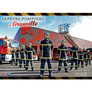 calendrier des sapeurs-pompiers de Granville-2018-0, npc-calendrier.fr