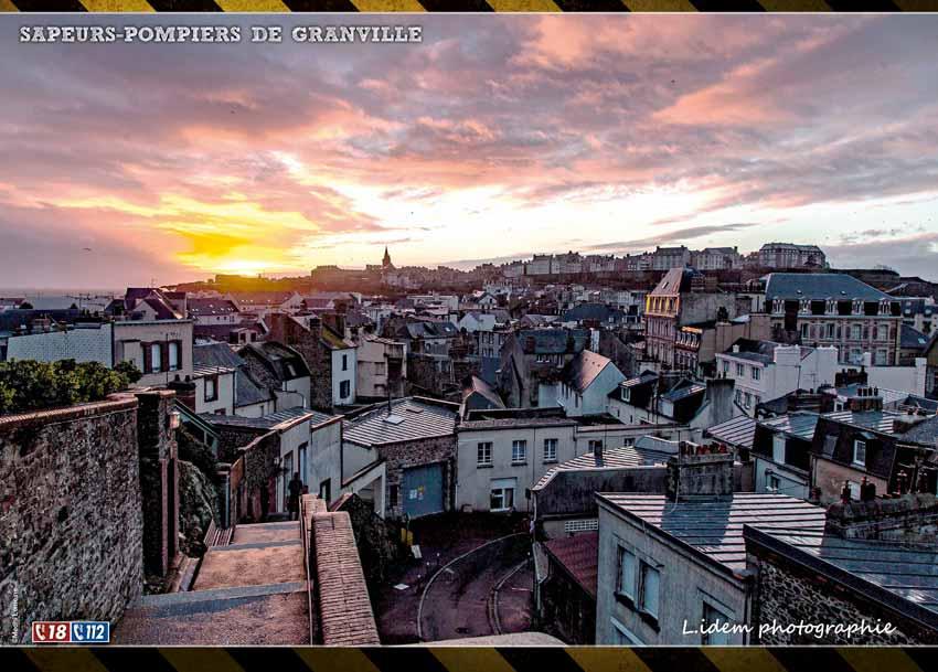 calendrier des sapeurs-pompiers de Granville-2018-3, npc-calendrier.fr