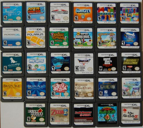 DS Games Collection