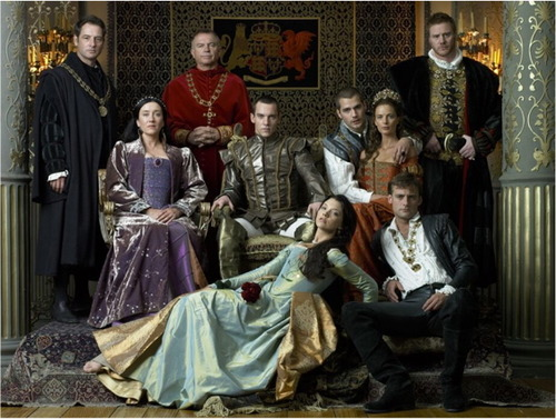 The Tudors was my pick for our Guilty Pleasures pick.