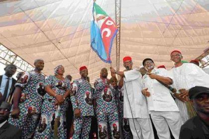 I Represent President Muhammadu Buhari In Anambra State – Osinbajo