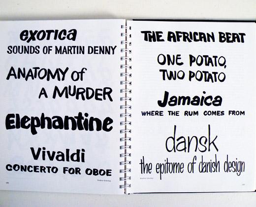 typography book typofiles nubby twiglet