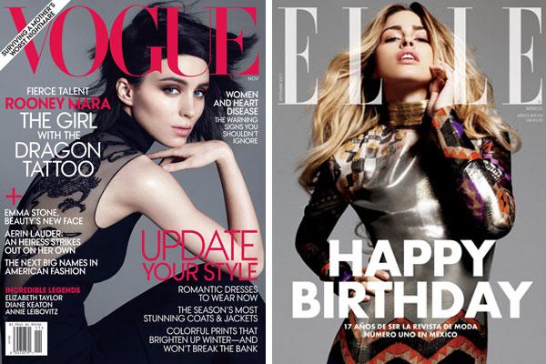 favorite magazine covers