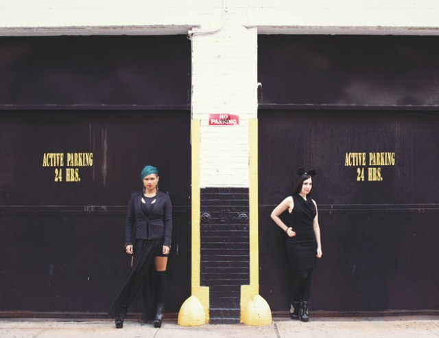 What I Wore: The Streets Of Soho