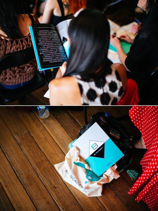 The Blogcademy Melbourne