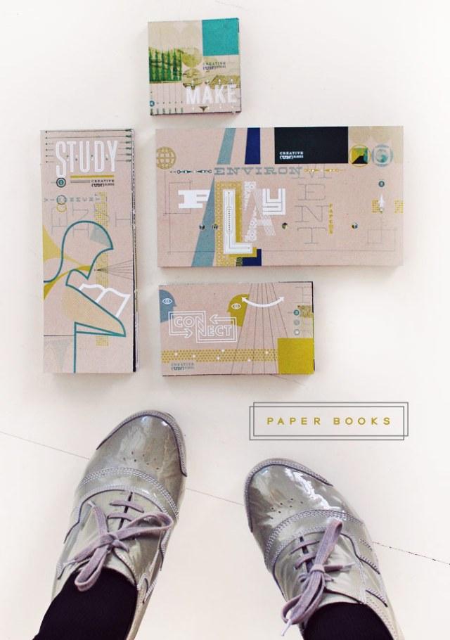 Typofiles Neenah Paper Books
