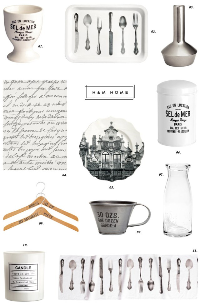 H&M Home Part 2