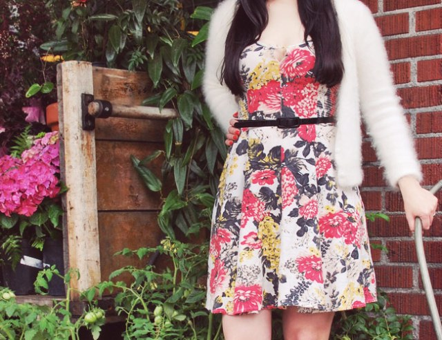 What I Wore: Blossom