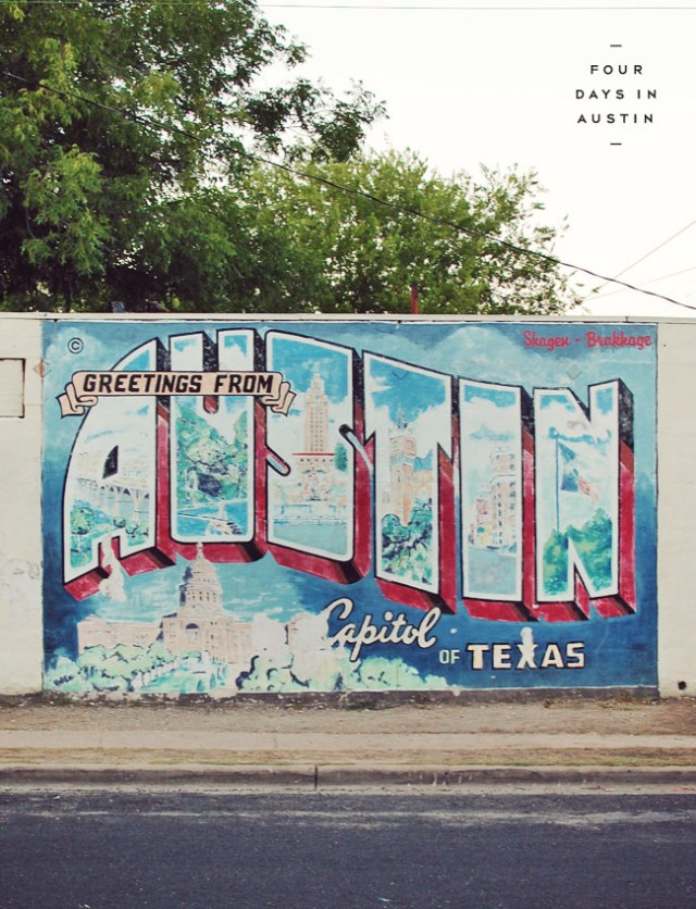 Week In Pictures: Austin