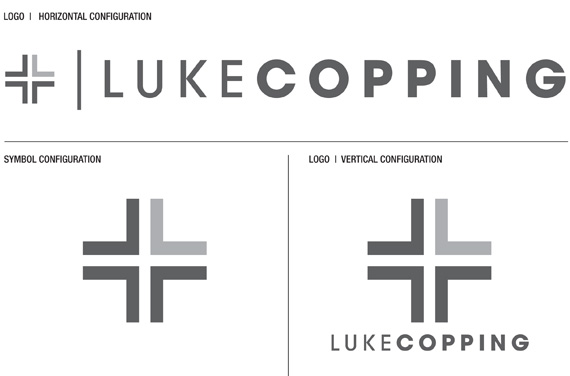 luke copping promo cards