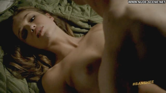 Lili Simmons Nude Sexy Scene Banshee Athletic Softcore Cute