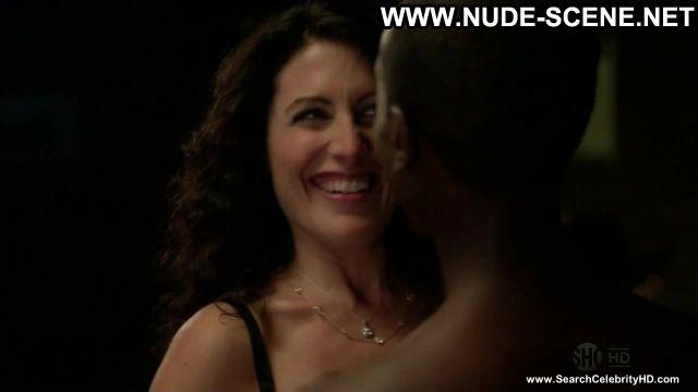 Lisa Edelstein House Of Lies Nude Scene Posing Hot Celebrity