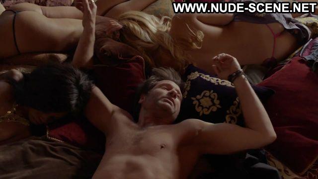 Californication orgy scene