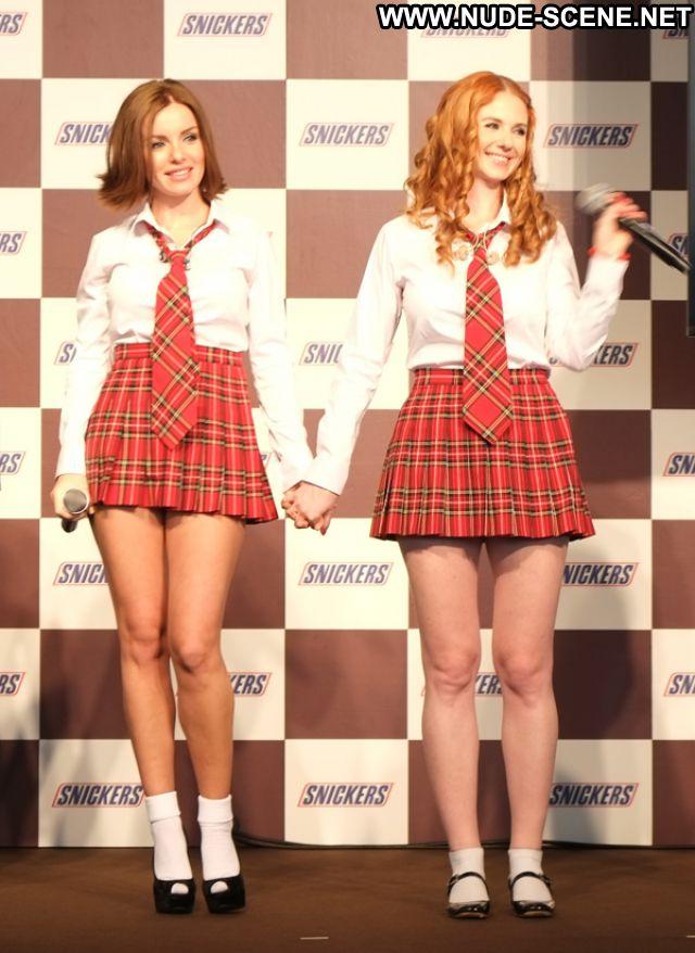 Tatu Lesbians Singer Showing Tits Celebrity Horny Cute Doll