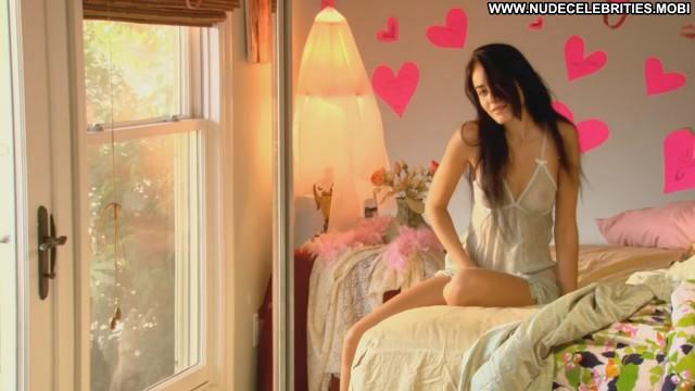 Karmen Elena Morales Nude Sexy Scene 18 Year Old Virgin Legs